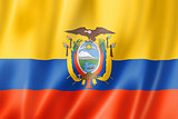 Ecuadorian flag