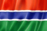 Gambian flag