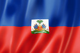 Haitian flag