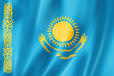 Kazakhstan flag
