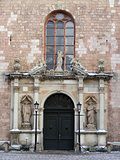 Saint Peter church entry