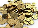 coins heap