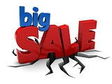 big sale