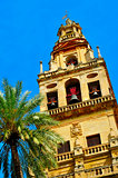 belfry of Cathedral-Mosque of Cordoba, Spain