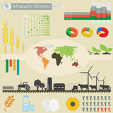 Infographic elements 