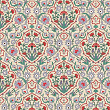 Arabesque seamless pattern 27