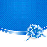 Holiday Blue Frame