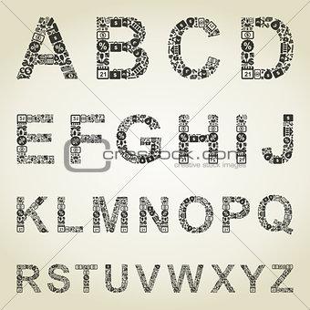 Alphabet business