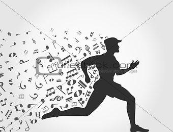 Music run