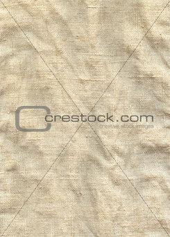 background canvas cloth