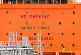 No Smoking, Dangerous Cargo