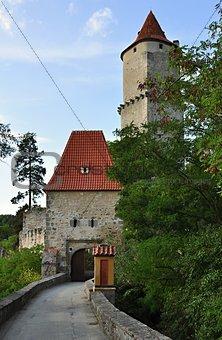 Castle Zvikov