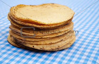 Tortillas from Yucatan