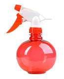Red sprayer