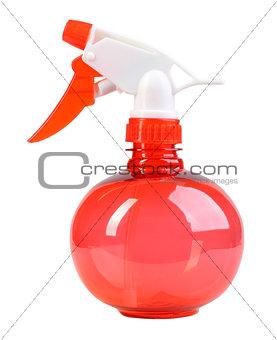 Red sprayer