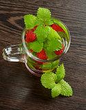 Raspberry Beverage