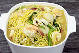Hokkien Mee Stir Fry Noodles
