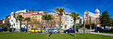 Town of Sibenik colorful panorama