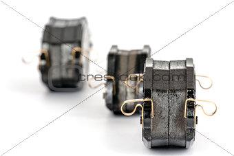 Brake pad sets