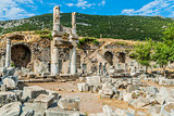 Ephesus ruins Turkey
