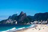 leblon and ipanema beach