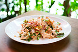 pomelo salad in thailand
