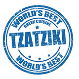Tzatziki stamp