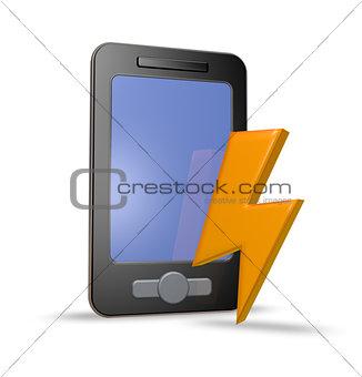 smartphone energy