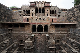 step well of abhaneri
