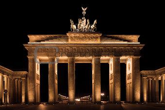 Brandenburg Gate berlin gemany