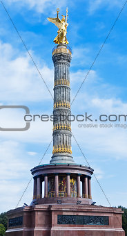 The Victory Column berlin gemany