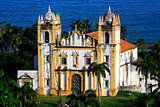 carmo church olinda recife brazil