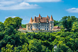 chateau de Marzac perigord tursac france