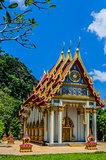 suwankuha temple phang nga Phuket  Thailand