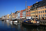 Nyhavn in Copenhagen