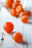 kumquat dried