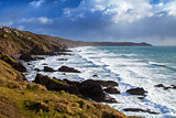 Surf Landscape - Rame, Whitsand Bay, Cornwall
