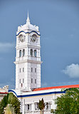 Clock tower. Malaysia, Georgetown