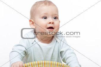 9 months baby boy