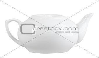 Clean teapot classic-form