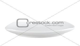 Single square plate