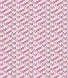 pink geometrical