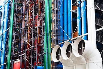 Centre Georges Pompidou in Paris