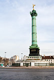 Place de la Bastille in Paris