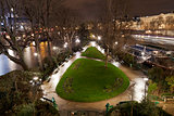 Square du Vert-Galant in Paris