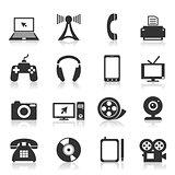Electronics an icon2