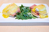 Eggs Benedict Breakfast Dish