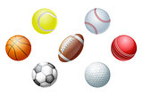 Sports balls