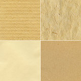 Handmade paper texture