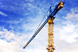 Construction crane